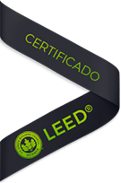 leed ribbon